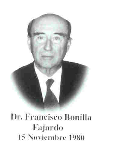 D. Francisco Bonilla